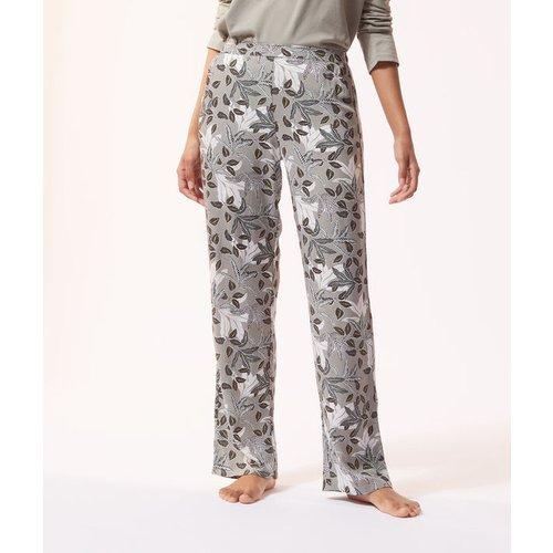 Pantalon de pyjama imprimé floral - IAN - XS -  - Etam - Modalova