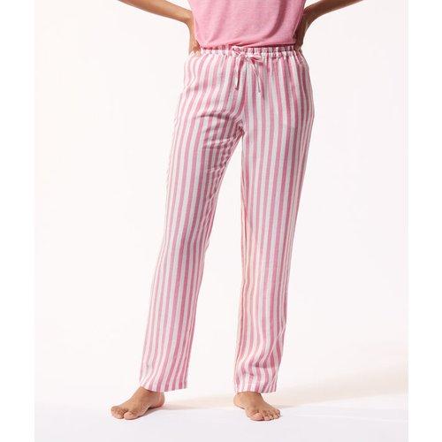 Pantalon de pyjama rayé - LESLY - XL -  - Etam - Modalova