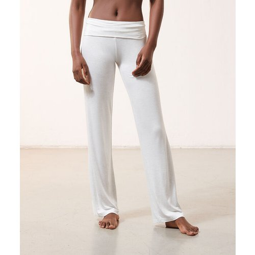 Pantalon fluide taille haute - AMELIA - L -  - Etam - Modalova