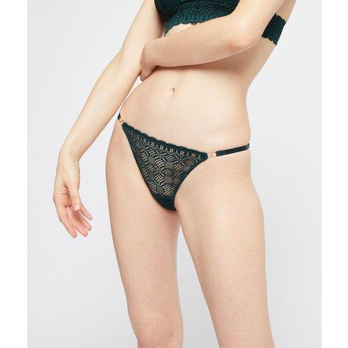 Culotte bikini en dentelle - RIDE - 44 -  - Etam - Modalova