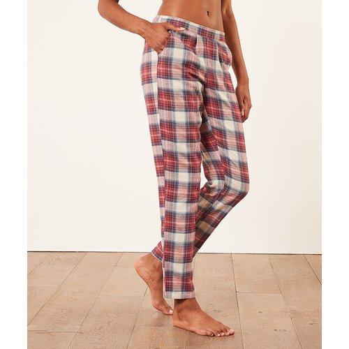 Pantalon de pyjama à carreaux - Yonni - XS - - Etam - Modalova