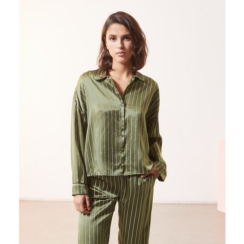 Chemise de pyjama en soie - Edition 1992 - L -  - Etam - Modalova