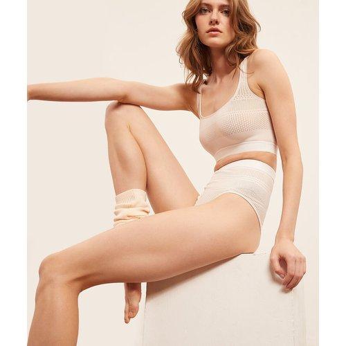 Culotte taille haute en maille extensible - Lyn - S - - Etam - Modalova