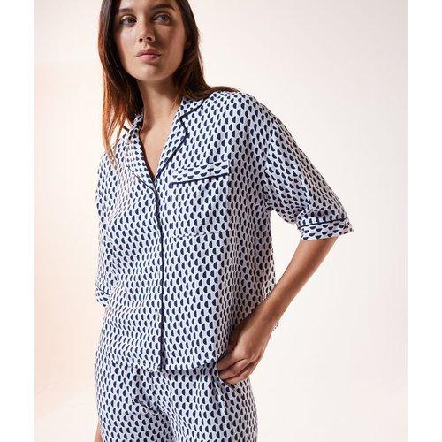 Chemise de pyjama imprimé - MADDEN - XL -  - Etam - Modalova