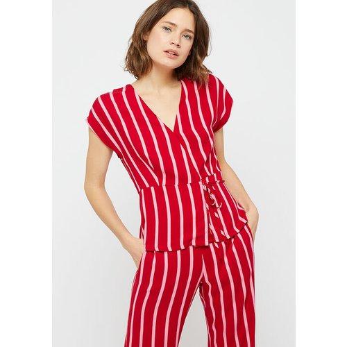 Chemisier de pyjama cache-cur - VIANNE - M -  - Etam - Modalova