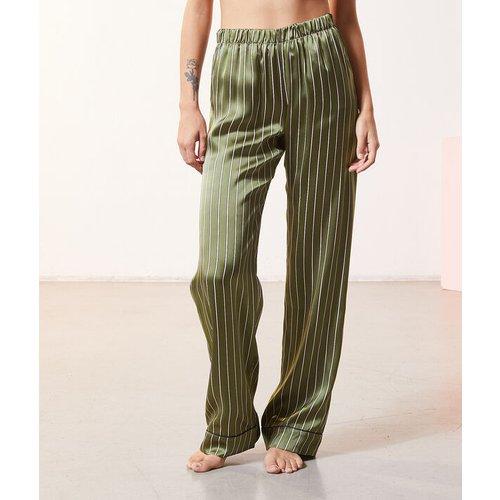 Pantalon de pyjama en soie - Edition 1992 - L -  - Etam - Modalova