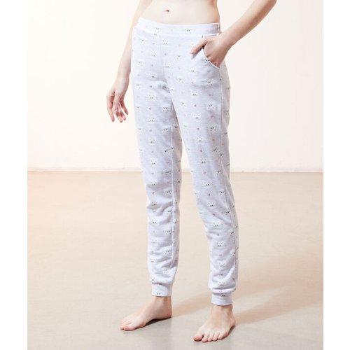 Pantalon imprimé chat - FRED - XL -  - Etam - Modalova