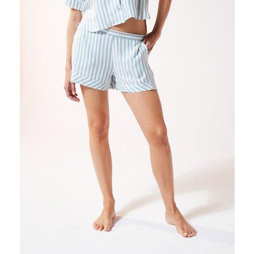 Short de pyjama rayé - JUDY - XS -  - Etam - Modalova