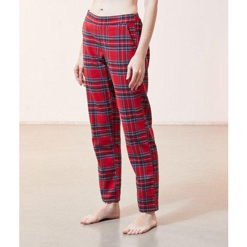 Pantalon à carreaux - ODILE - L -  - Etam - Modalova