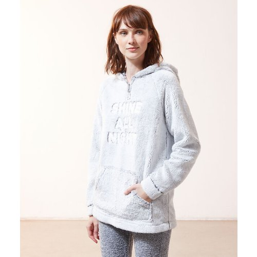 Sweatshirt polaire 'shine all night' - EBBANE - M -  - Etam - Modalova