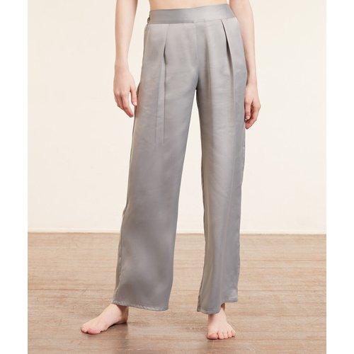 Pantalon de pyjama satiné - Erina - XL - - Etam - Modalova