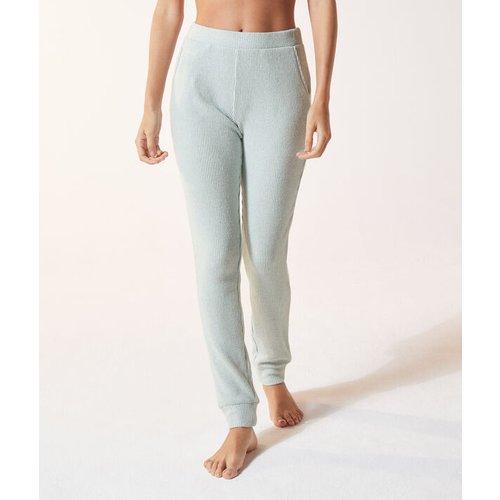 Pantalon matière côtelée - LEEN - L -  - Etam - Modalova