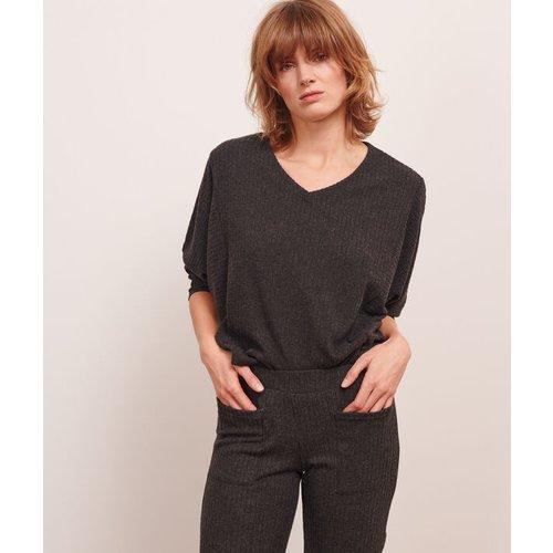 Top manches longues loungewear - LAUREN - XS -  - Etam - Modalova