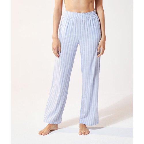 Pantalon de pyjama rayé - MANAE - XL -  - Etam - Modalova