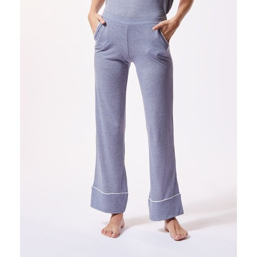 Pantalon large uni - Warm Day - S - - Etam - Modalova