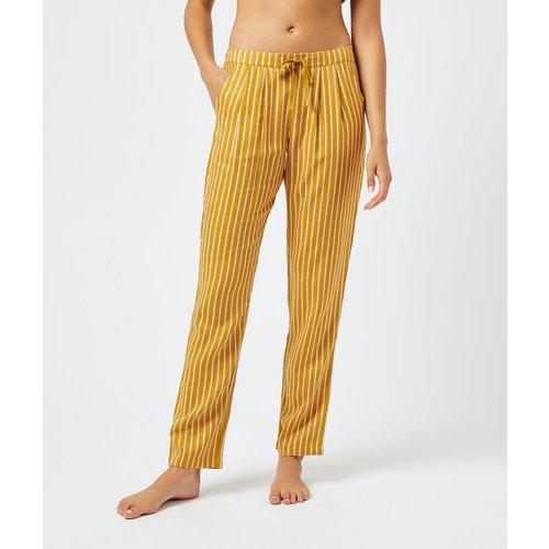 Pantalon à rayures - NANCY - L -  - Etam - Modalova