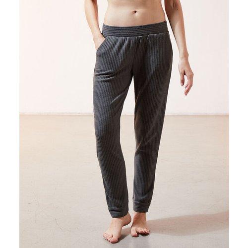 Pantalon côtelé loungewear - DARRYL - S -  - Etam - Modalova