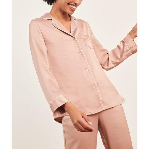 Chemise pyjama d'homme satinée - Catwalk - L - - Etam - Modalova