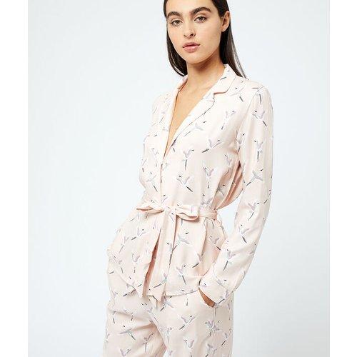 Chemise de pyjama oiseaux - JUDITH - L -  - Etam - Modalova