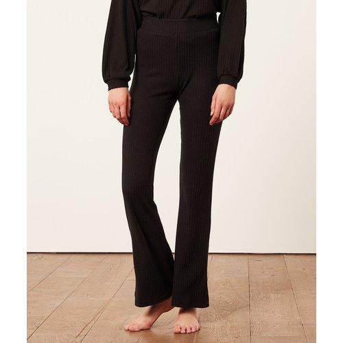 Pantalon évasé côtelé - Caeli - XS - - Etam - Modalova
