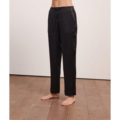 Pantalon en soie - Milky - M - - Etam - Modalova