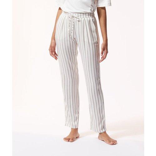 Pantalon de pyjama rayé - IDA - XS -  - Etam - Modalova