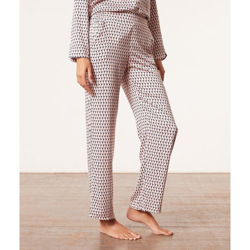 Pantalon de pyjama imprimé - Circle - S - - Etam - Modalova