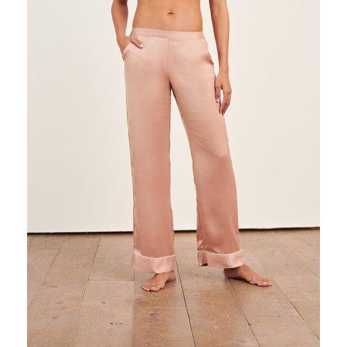 Pantalon de pyjama satiné - Catwalk - XL - - Etam - Modalova