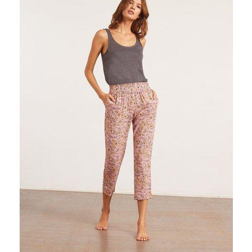 Pantalon de pyjama imprimé - CHAMANN - XL -  - Etam - Modalova