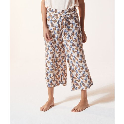 Pantacourt de pyjama imprimé - ADELA - XL -  - Etam - Modalova