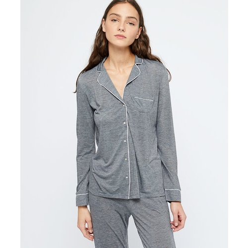 Chemise de pyjama unie - WARM DAY - L -  - Etam - Modalova