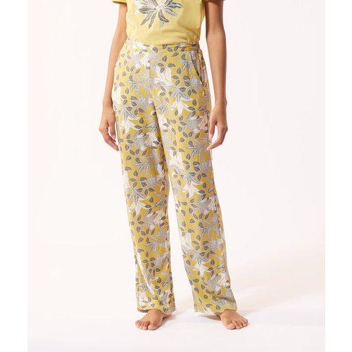 Pantalon de pyjama imprimé fleuri - ILMA - XS -  - Etam - Modalova