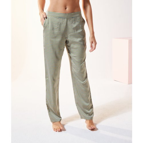 Pantalon de pyjama imprimé - EVIE - L -  - Etam - Modalova