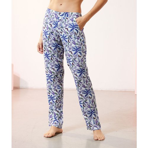 Pantalon de pyjama imprimé - AMINA - XL -  - Etam - Modalova