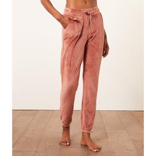 Pantalon jogger en velours - Yola - XS - - Etam - Modalova