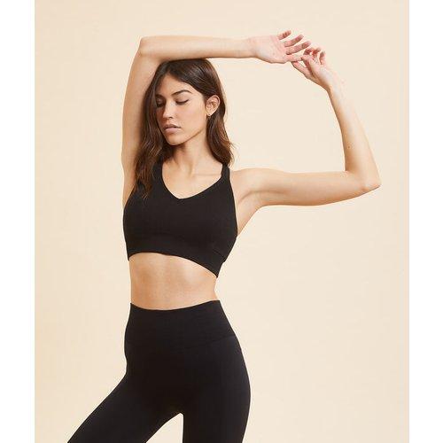 Brassière de yoga - maintien medium - MAYLIS - XS -  - Etam - Modalova