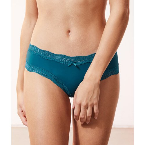 Shorty bordures dentelle - JAZZ - L -  - Etam - Modalova