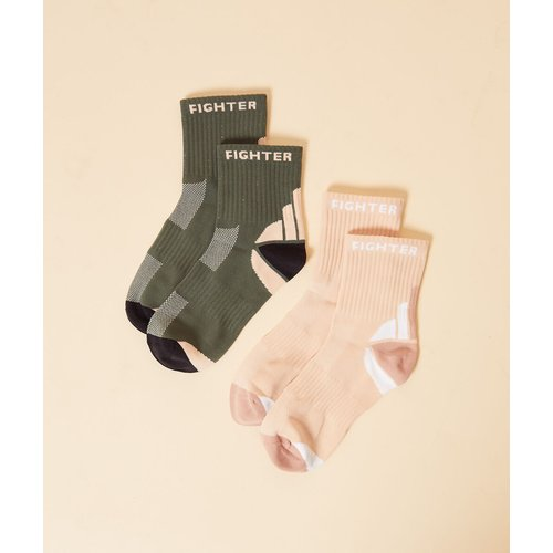 Lot de chaussettes de sport - Elya - TU - - Etam - Modalova