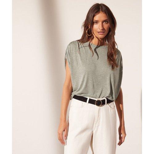 T-shirt sans manches col rond - Angeli - XS - - Etam - Modalova