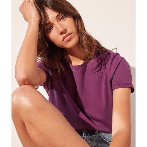 T-shirt col rond - Maggie - XS - - Etam - Modalova