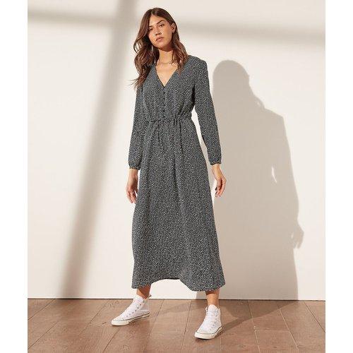 Robe longue imprimée avec ceinture - Juliane - 36 - - Etam - Modalova