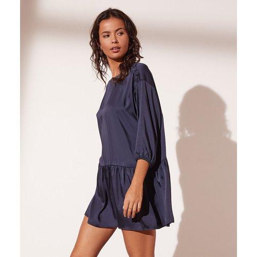 Robe courte satinée - Iris - 34 - - Etam - Modalova