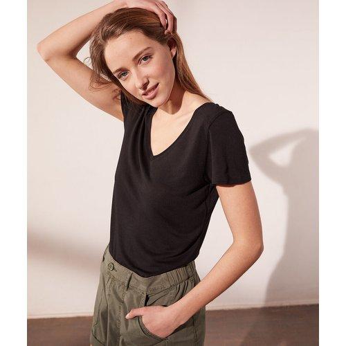 T-shirt col v - Paul - XS - - Etam - Modalova
