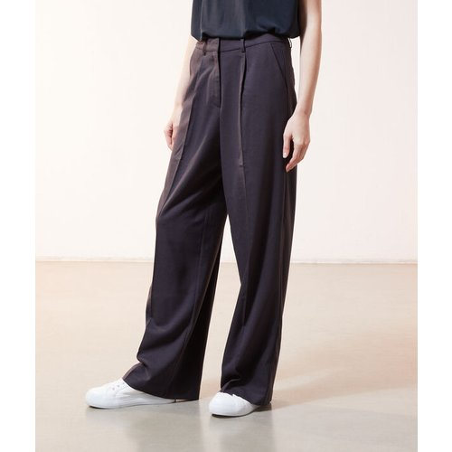 Pantalon large à pinces - VERONIKA - 36 -  - Etam - Modalova