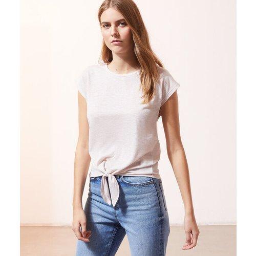 T-shirt col rond à nouer - KALICE - XL -  - Etam - Modalova