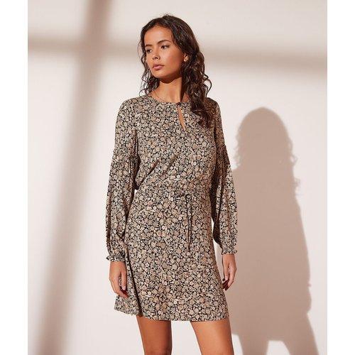 Robe courte avec ceinture - Elya - 34 - - Etam - Modalova