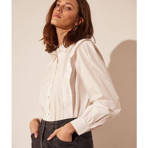 Chemise avec épaulettes - LISA - 34 -  - Etam - Modalova