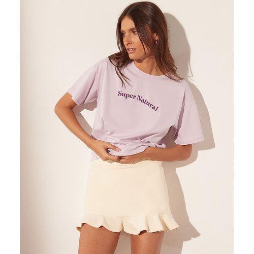 T-shirt col rond 'supernatural' - Supernatural - XS - - Etam - Modalova