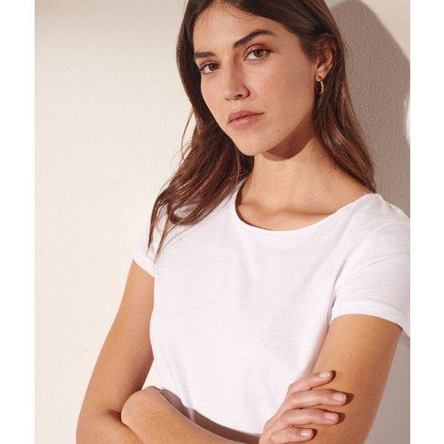 T-shirt col rond - MARGA - XS -  - Etam - Modalova