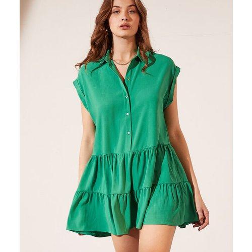 Robe chemise évasée - LARA - S -  - Etam - Modalova